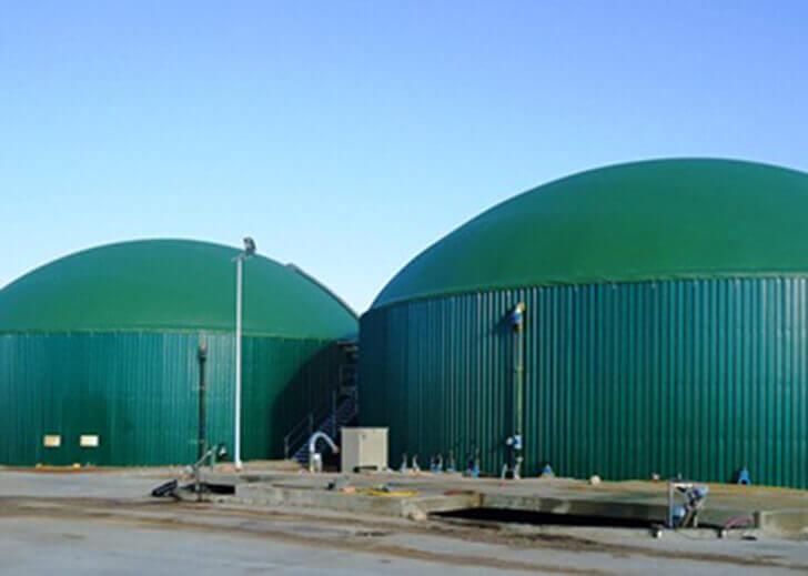 Planta de Biogás E-Cogeneración Cabanillas