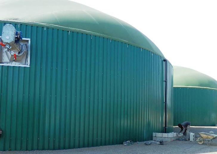 Planta de biogás Mas Bes (Girona)