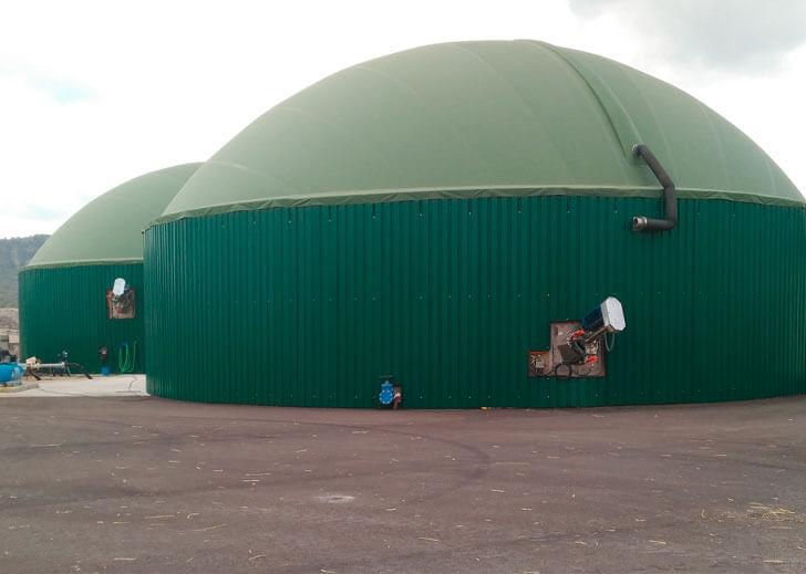 Planta de Biogás Galivi Solar