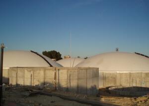 Plana de biogás Tramave (Valencia)