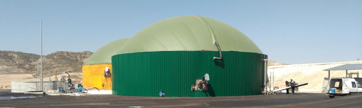 Puesta en marcha de la planta de biogás de Galivi Solar en Lorca